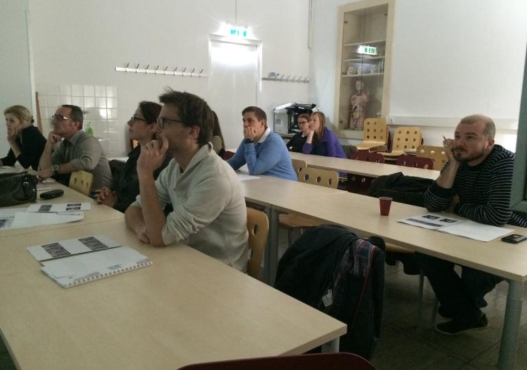 ACP Anatomie OP-Techniken Kurs Innsbruck 2014