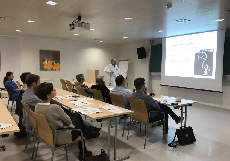 ACP Beckenboden Kurs Innsbruck 2017