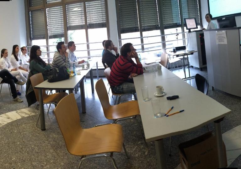 ACP Beckenboden Kurs Innsbruck Precongress ICW 2015