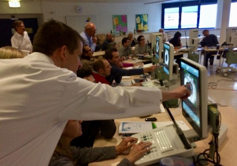 ACP Endosono Kurs Innsbruck 2013