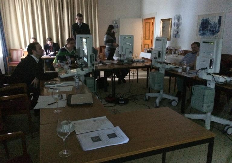 ACP Endosono Kurs Innsbruck Precongress ICW 2015