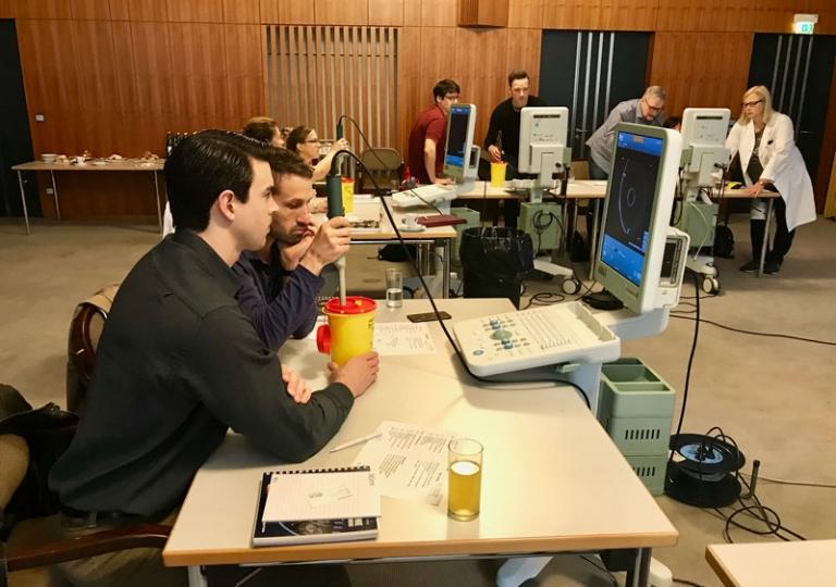ACP Endosono Kurs Wien 2018